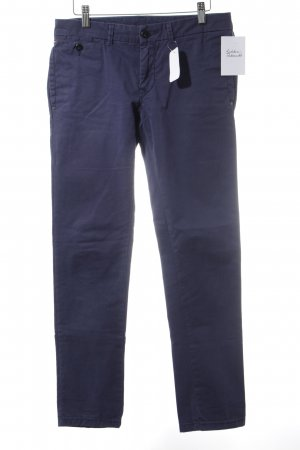 Tommy Hilfiger Chinos steel blue casual look