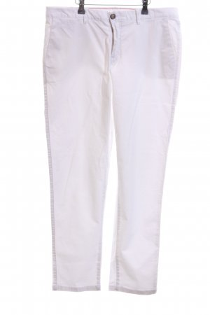 Tommy Hilfiger Chinohose weiß Casual-Look