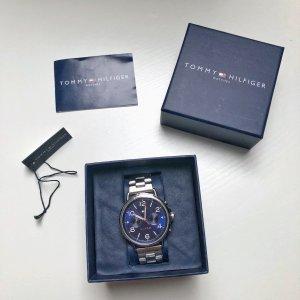 Tommy Hilfiger Horloge met metalen riempje veelkleurig
