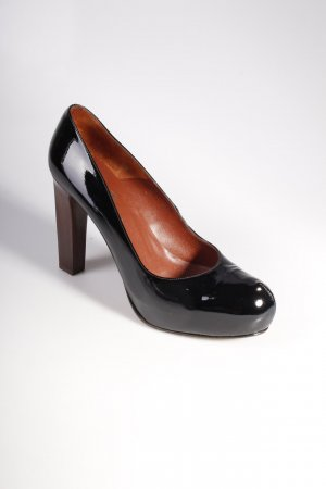 Tommy Hilfiger Collection Pumps Lack schwarz
