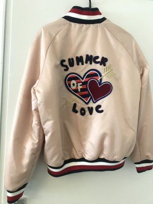 Tommy Hilfiger Giacca college rosa pallido