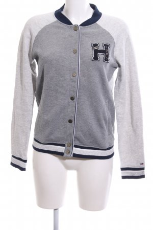 Tommy Hilfiger College Jacket themed print casual look