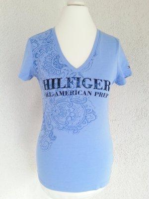 Tommy Hilfiger cooles Shirt Gr.XS/34 wie neu