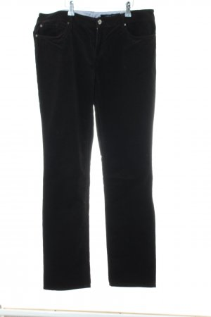 Tommy Hilfiger Corduroy Trousers black casual look