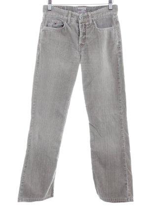 Tommy Hilfiger Corduroy broek beige klassieke stijl