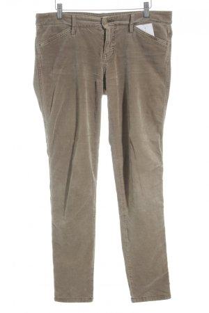 Tommy Hilfiger Pantalon en velours côtelé beige