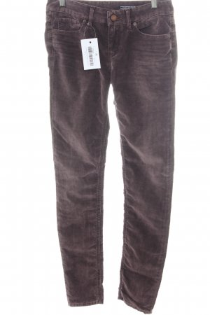 Tommy Hilfiger Cordhose braunrot Casual-Look