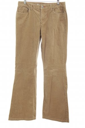 Tommy Hilfiger Corduroy Trousers camel '70s style