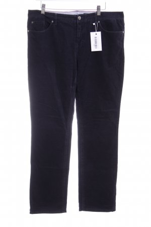 Tommy Hilfiger Cordhose dunkelblau Casual-Look