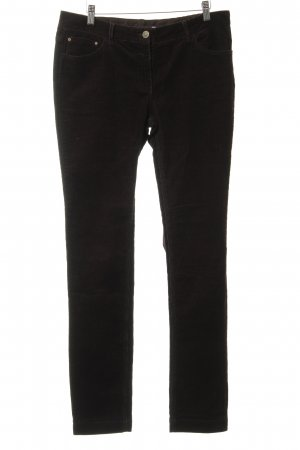 Tommy Hilfiger Corduroy Trousers dark brown '80s style