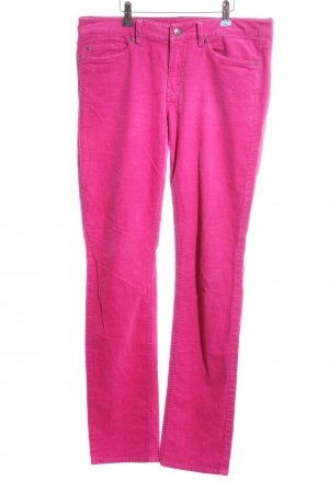 Tommy Hilfiger Cordhose pink Casual-Look