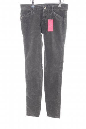 Tommy Hilfiger Corduroy Trousers light grey casual look