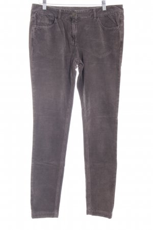 Tommy Hilfiger Corduroy Trousers grey brown casual look