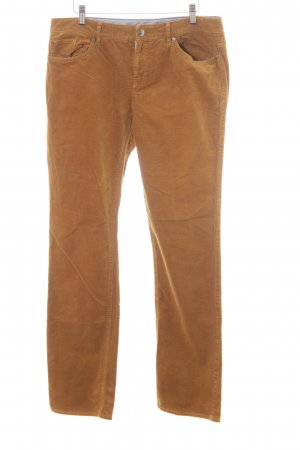 Tommy Hilfiger Corduroy Trousers light brown casual look