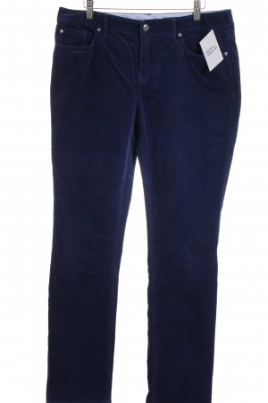 "Tommy Hilfiger Corduroy Trousers ""Rome"" dark blue"