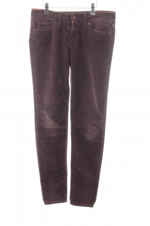 """Tommy Hilfiger Corduroy Trousers """"Venice """" grey lilac"""