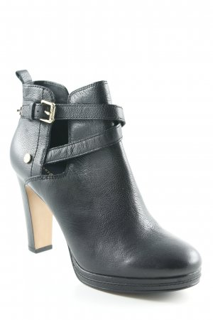 Tommy Hilfiger Cut Out Booties black casual look
