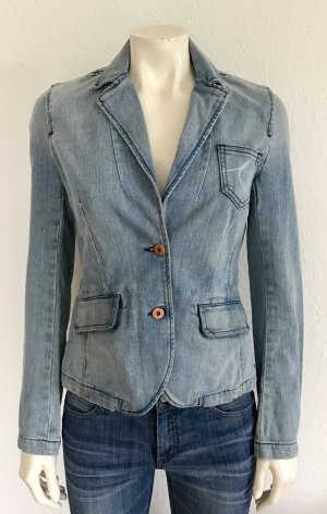 Tommy Hilfiger Denim Blazer light blue