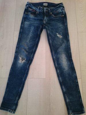 Tommy Hilfiger Damen Jeans Gr. 26/30