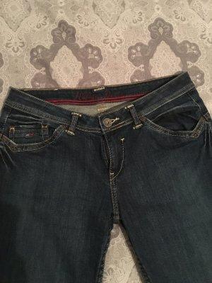 Tommy Hilfiger Damen Jeans Hose Victoria straight W31 / L32 Wie neu