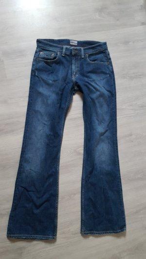 Tommy Hilfiger Damen Jeans Neo Flare Denim Vintage Größe W32 L32