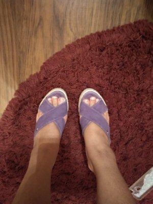 Tommy Hilfiger Damen Schuhe gr.37 lila