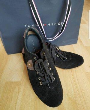 Tommy Hilfiger Damen Sneaker schwarz Gr 40