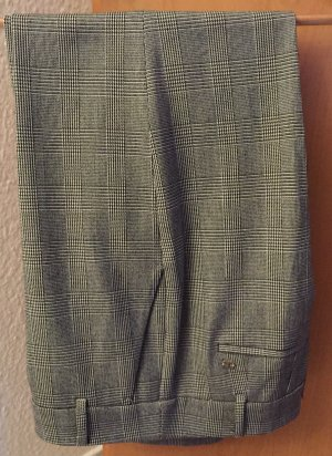 Tommy Hilfiger Pantalone cargo nero-grigio