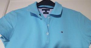 Tommy Hilfiger Polo shirt lichtblauw