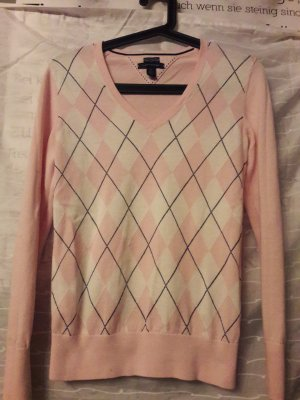 "Tommy Hilfiger Damenpullover ""English-Style"" rosa"