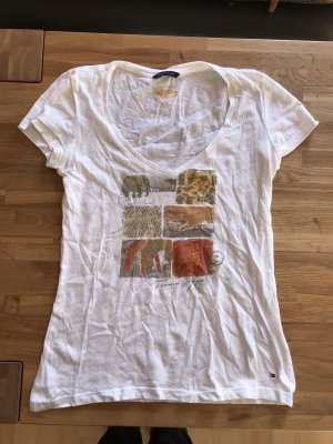 Tommy Hilfiger Denim Camiseta estampada multicolor