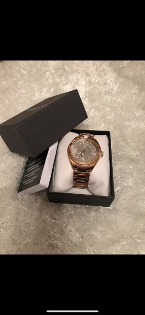 Tommy Hilfiger Analog Watch rose-gold-coloured