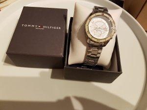 Tommy Hilfiger Orologio digitale argento Acciaio pregiato