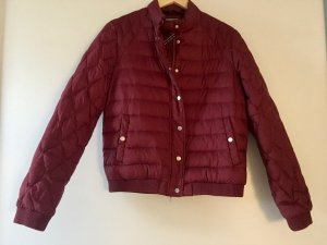TOMMY HILFIGER - Daunenjacke in bordeaux