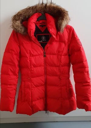 Tommy Hilfiger Down Jacket red