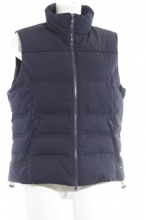 Tommy Hilfiger Donsvest donkerblauw casual uitstraling