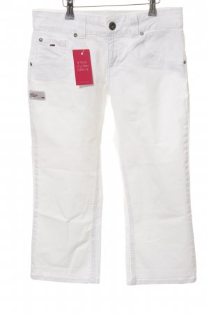 Tommy Hilfiger Denim 3/4 Length Jeans white casual look