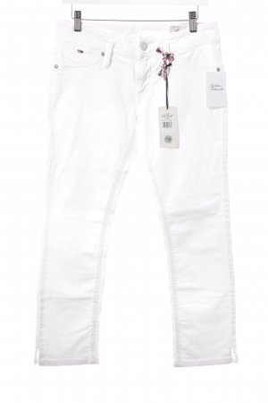 Tommy Hilfiger Denim 3/4 Jeans weiß Casual-Look