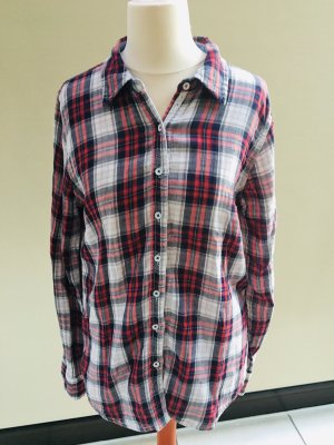 Tommy Hilfiger Denim Checked Blouse multicolored