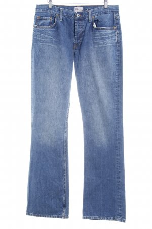 Tommy Hilfiger Denim Boot Cut Jeans kornblumenblau Casual-Look