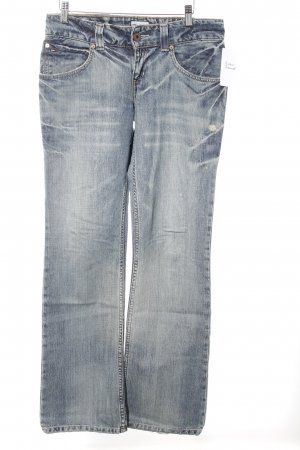 "Tommy Hilfiger Denim Boot Cut spijkerbroek ""Sally"" blauw"