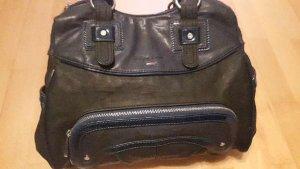 Tommy Hilfiger Handtas zwart-blauw