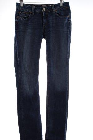 Tommy Hilfiger Denim Hüftjeans stahlblau Jeans-Optik