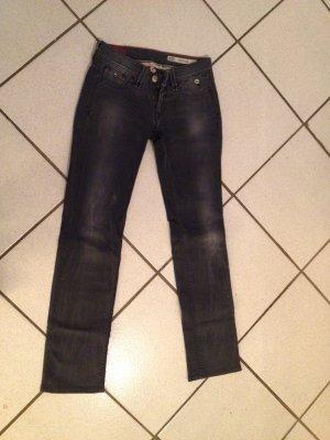 Tommy Hilfiger Denim Jeans in dunklem grau