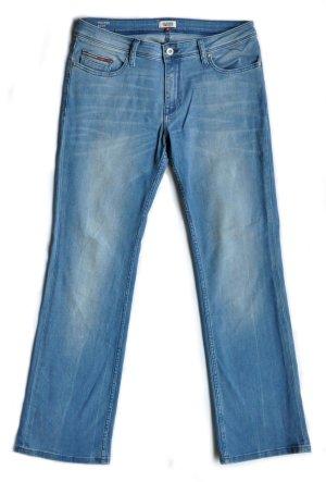 Tommy Hilfiger Denim Jeans MID RISE BOOT SANDY blau Gr. 31   32 WIE NEU
