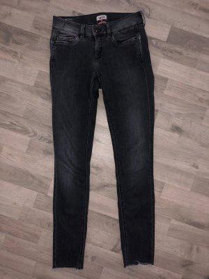 Tommy Hilfiger Denim Jeans mit Fransen