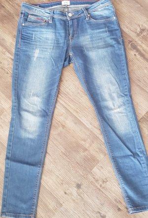 Tommy Hilfiger Denim Skinny jeans veelkleurig