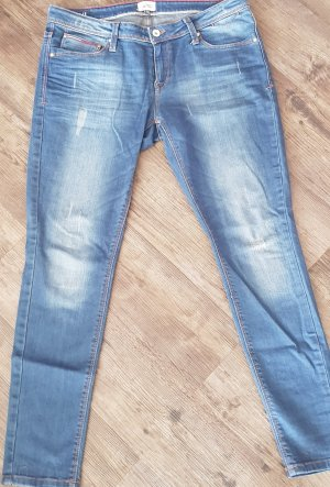 Tommy Hilfiger Denim Skinny Jeans multicolored