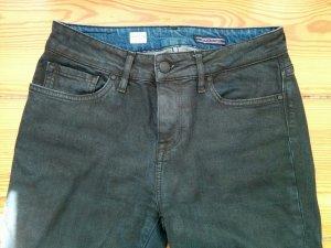 Tommy Hilfiger Denim Jeans Venice RW Middle waist skinny fit Schwarz 27/32