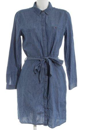 Tommy Hilfiger Denim Jeanskleid blau Casual-Look